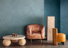 Kelly Wearstler Just Won 2020 With Her New Furniture Collection - Sight Unseen New Furniture, Custom Furniture, Furniture Design, Plywood Furniture, Chair Design, Design Design, Luxury Chairs, Interior Decorating, Interior Design