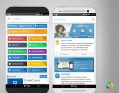 Mobile Application UI Designing (iOS/Android) by xh... - Envato Studio