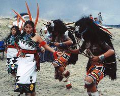 Hopi Buffalo Dance