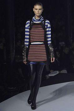 Chalayan Fall 2007 Ready-to-Wear Fashion Show - Maryna Linchuk