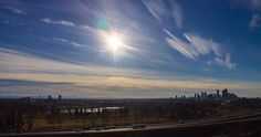#ThrowbackThursday to that day where I took a picture of my favourite view of Calgary from Greater Forest Lawn.    #yycliving #yycnow #calgaryisawesome #yycbuzz #shoplocalyyc #loveinyyc #yyclove #shareyyc #captureyyc #calgaryisbeautiful