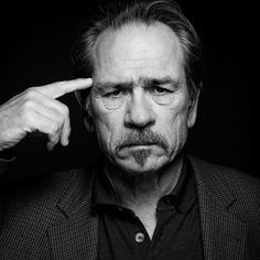 Tommy Lee Jones | by Nicolas Guerin