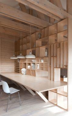architags - architecture & design blogRuetemple. Workshop for an architect. мастерская... -