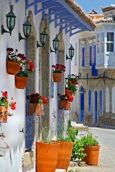 The Historic Houses-Alaçatı TURKEY