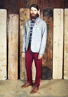 The Style Examiner: Farah 1920 menswear autumn/winter 2013