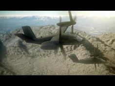 Bell Helicopter - V-280 Valor VTOL Multi-Role Aircraft Combat Simulation [480p] - YouTube