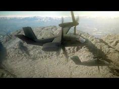 Bell Helicopter - V-280 Valor VTOL Multi-Role Aircraft Combat Simulation [480p]