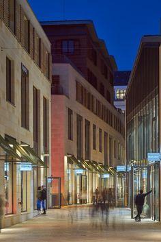 Saint Catherine Place – Bordeaux, France - Lighting project: Looom – Lighting…