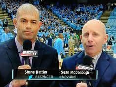 ESPN CBB Big Monday presented by Verizon from Chapel Hill, NC