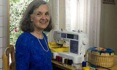Kamala Embroidery and the Brother SE400