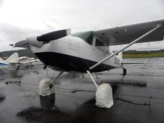 1959 Cessna 180B for sale in Portland, OR USA => http://www.airplanemart.com/aircraft-for-sale/Single-Engine-Piston/1959-Cessna-180B/8862/