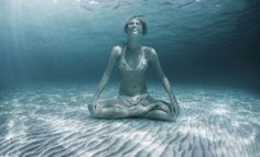A Breath of Freedom Yoga For Men, Yoga Man, How To Do Yoga, Underwater, Breathe, Freedom, Ocean, Exercise, Valencia