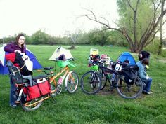Bike camping article I'd like to read later.