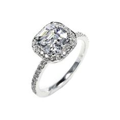 OGI - Square Engagement Rings - In Style Weddings found on Polyvore Square Engagement Rings, Wedding Engagement, Wedding Rings, Wedding Bells, Weird Dreams, Crazy Dreams, Dream Wedding, Wedding Stuff, Wedding Dreams