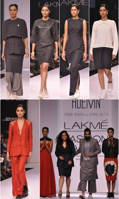 LAKME FASHION WEEK- Winter/Festive 2013 HUEMN Shop the collection straight off the runway at http://www.perniaspopupshop.com/lakme-fashion-week/huemn #fashionweek