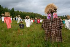Lähes tuhatpäinen Hiljainen kansa vitostien varrella Suomussalmelta pohjoiseen. #suomussalmi #finland