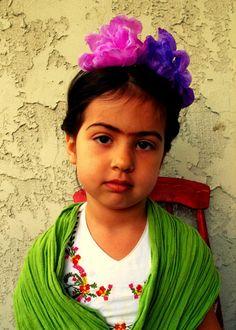 """Mini """"Frida"""" by Jill Wojslaw - I LOVE this photo!!!"""