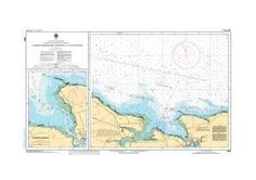 CHS Nautical Chart 4498: Pugwash Harbour and approaches/et les approches