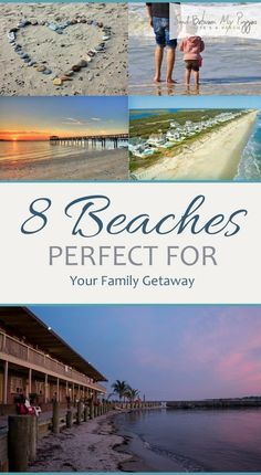 8 Beaches Perfect fo