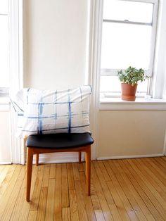 Indigo Pillow Case