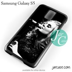 Beautiful Adele Singing Phone case for samsung galaxy S3/S4/S5