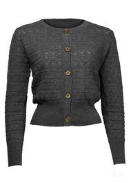 b7ec490e9b93 40s Pointelle Cardigan - Black Vintage Style Outfits, Jackor, Tröjor