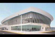 Eurnekian levantará el primer aeropuerto 'respetuoso' del país en Comodoro http://www.ambitosur.com.ar/eurnekian-levantara-el-primer-aeropuerto-respetuoso-del-pais-en-comodoro/ Aeropuertos Argentina 2000, la empresa del grupo Eurnekian a cargo de la concesión de la mayoría de las terminales aéreas del país, levantará una estación aérea que respetará las tendencias mundiales en construcción respetuosa del medioambiente.     Según un comunicado de la compañía,