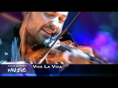 "▶ David Garrett - LIVE ""Viva La Vida"" (Coldplay) MUSIC Album 2012 HD! HQ Sound (live Marcus Lanz) - YouTube"