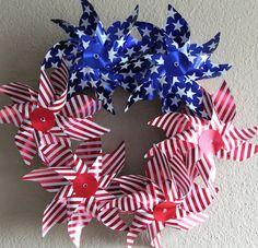 Fourth Of July Decor, 4th Of July Decorations, 4th Of July Party, July 4th, 4th Of July Wreath, 4th Of July Ideas, Holiday Decorations, Birthday Decorations, Seasonal Decor