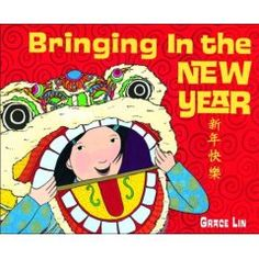 Sprout's Bookshelf: Chinese New Year picture books!