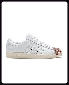 Adidas Sneaker Women SUPERSTAR 80S 3D MT W BB2034 Weiß, Schuhgröße:36 2/3 - Sneakers für frauen (*Partner-Link)