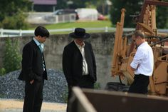 Amish mafia...love it