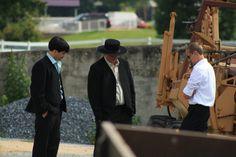 Amish mafia...love it