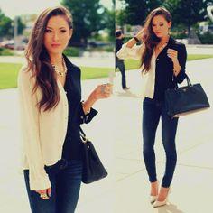 tenue magnifique