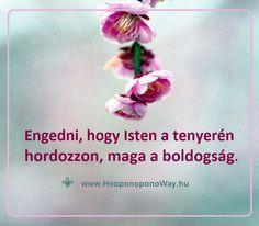 Hálát adok a mai napért. Tudni, hogy az Univerzum összefog értem, több, mint biztonság. Érezni, hogy Isten mindig a legjobbat adja, több, mint békesség. Engedni, hogy a tenyerén hordozzon maga a boldogság. Szabad választást adott. Nekem, neked, mindannyiunknak... Így szeretlek, Élet! Köszönöm. Szeretlek ❤️ ⚜ Ho'oponoponoWay Magyarország ⚜ www.HooponoponoWay.hu Make More Money, How To Make, Quotes, Quotations, Quote, Shut Up Quotes