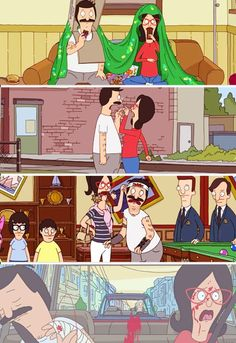 Bob and Linda are literal relationship goals
