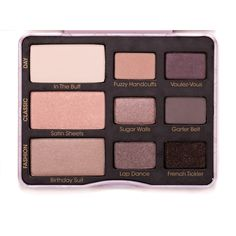 Great for Brown, Green or Hazel Eyes! Too Faced Boudoir Eyes Shadow Collection $36.00
