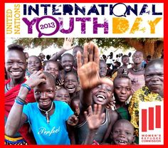 International Youth Day 2013