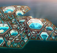 China wants to build a futuristic floating city: It's a lot like The Jetsons, but with submarines. And in China.