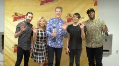 Pentatonix - San Antonio Rodeo Interview (Fox, Daytime @ Nine)
