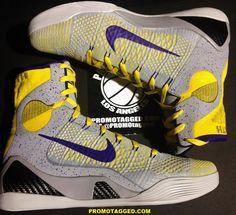 "Did the Air Jordan 3 (or 4) influence this Nike Kobe 9 Elite ""Cement"" colorway? | KicksOnFire.com"