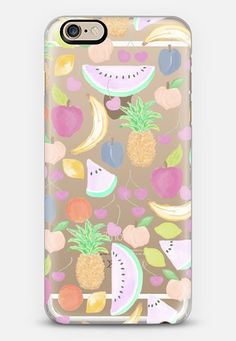 Fruit Punch Light - Transparent iPhone 6s case by Lisa Argyropoulos | Casetify