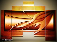 Päťdielny 125x90 cm - F004120F12590 - TopObrazy.sk