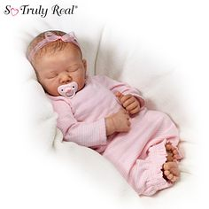 Rock-A-Bye Baby Doll What I want for Valentines Day