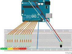 arduino - Graph and save serial data into processing