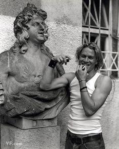 Heath Ledger by Bruce Weber for Vanity Fair August 2000