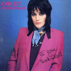 Joan Jett & The Black hearts - I Love Rock ´n Roll