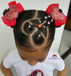 Little Girls Natural Hairstyles, Toddler Braided Hairstyles, Kids Curly Hairstyles, Baby Girl Hairstyles, Little Girl Braids, Braids For Kids, Girls Braids, Girl Hair Dos, Hair Ideas