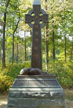 69th New York Irish Brigade Monument, Gettysburg, PA