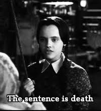 wednesday addams quotes - Google Search